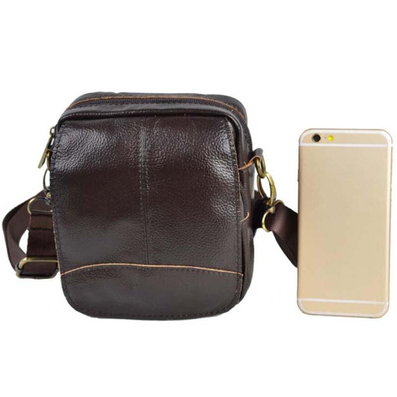de couro genuíno para homens Interior : Compartimento Interior, suporte Interior DA Corrente Chave, bolso do Telefone de Pilha, bolso Interior do Zipper, bolso Interior do Entalhe