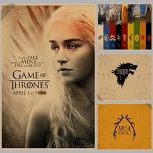 Game of the Right Movie Collection Retro Posters, Family Decorations