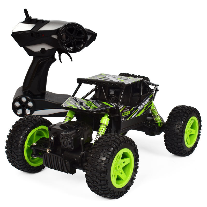 Russia Shipping RC Car 2.4G 4CH 4WD Rechargeable 2 Motor Drive Remote Control 1:18 Car Model Off-Road Racing Vehicle Toy BM88 2017 navigator rc racing car 2163 4ch 1 8 60cm large size off road remote control car truck vehile model toy with led light