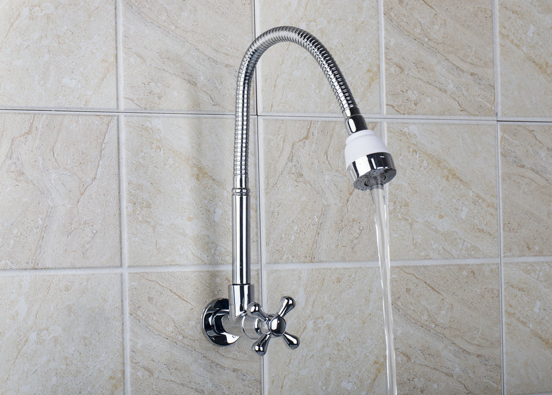 Torayvino OUBONI Bathroom Washbasin Sink Faucet In wall Kitchen Sink Vessel Faucet Tap