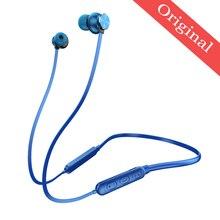 Бас Беспроводной Bluetooth наушники для занятий спортом с подключением по блютус IPX5 Водонепроницаемый стерео гарнитура для мобильного телефона с микрофоном