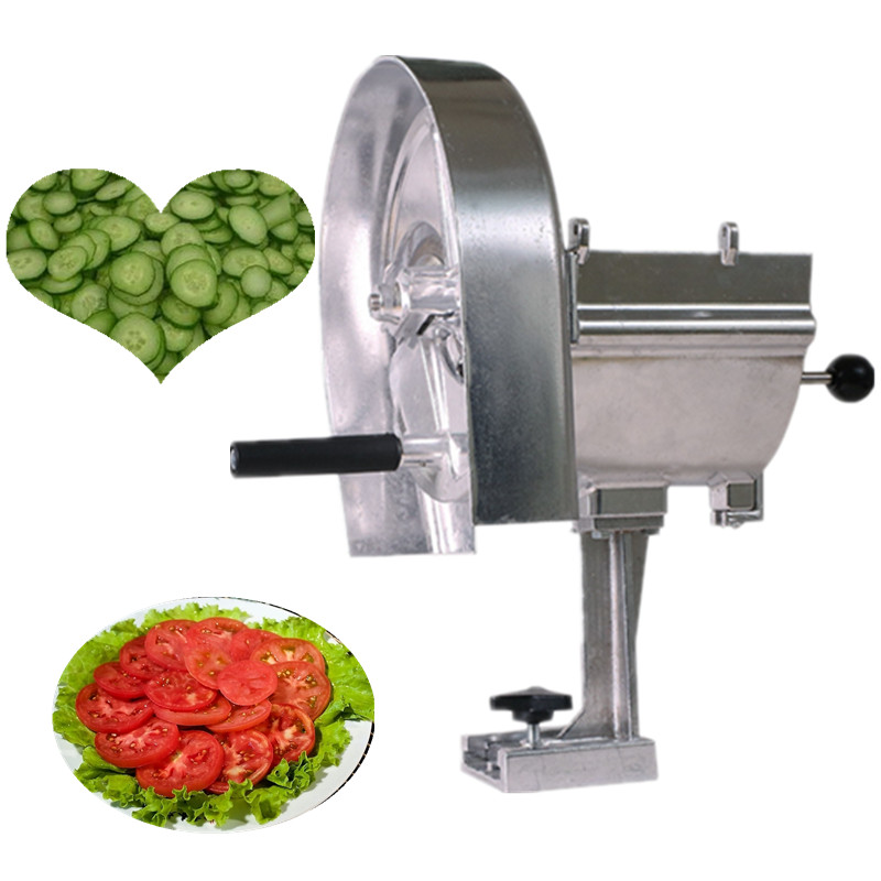 Commercial lemon food slicing slicer multifunctional manual fruit vegetable flaker potato grapefruit orange chipping machine new design citrus lemon banana tomato slicer slicing cutting machine fruit and vegetable slice machine price