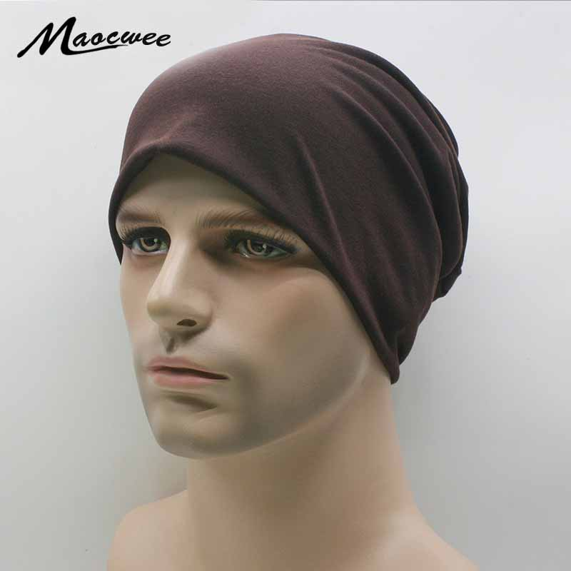 Men Winter   Beanie   Warm Hats Touca Bad Hair Day   Beanies   for Men Gorros Hats Large-knitted hat Headdresses for Women 2017