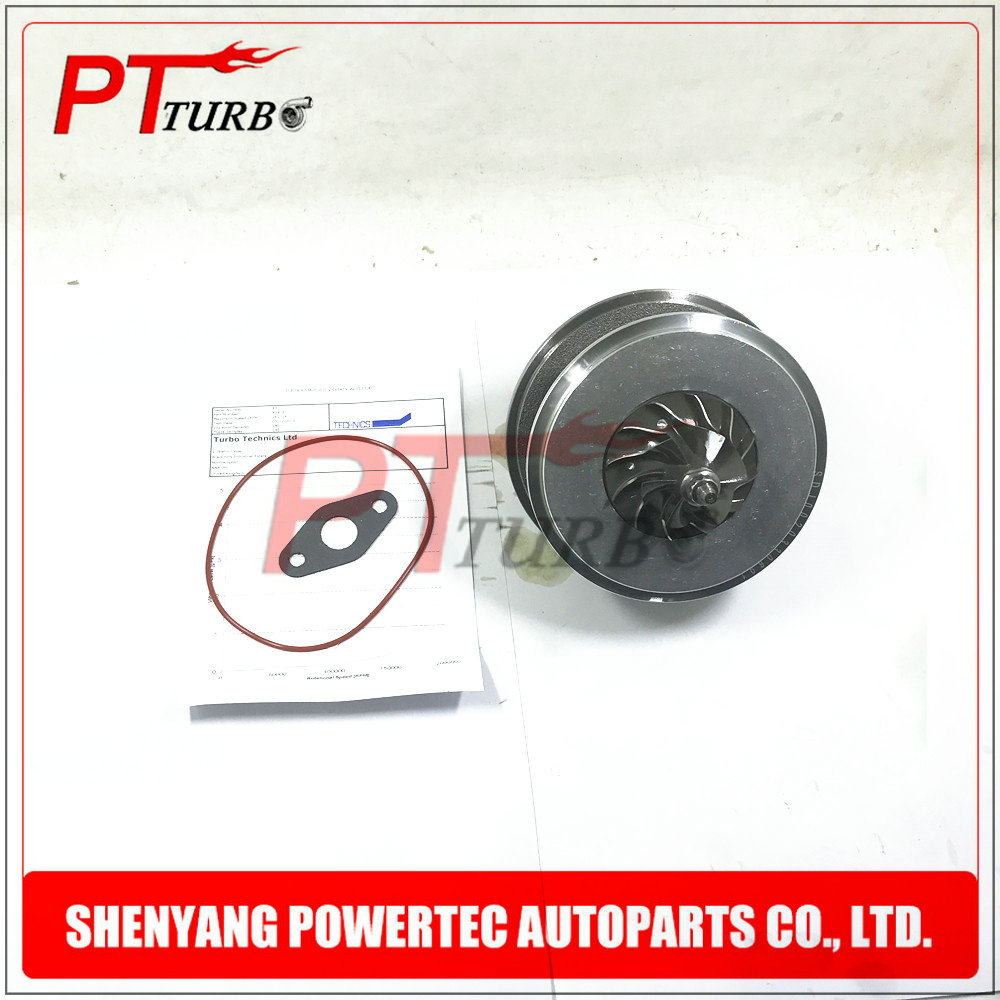 GT1544V turbo core assembly CHRA for VW Golf III Jetta III Passat Polo III Vento 1.9 TDI AFN 81KW - Turbine 454161 / 454158 auto core turbine gt1544s turbocharger cartridge chra for vw golf iii jetta iii passat b4 vento 1 9 td 454065 028145701s