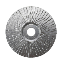 4 Inch Extreme Shaping Disc Tungsten Carbide Wood Sanding Carving Disc For Angle Grinder High Quality