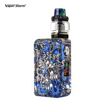 Box Mod Vape Vapor Storm Electronic-Cigarette Hollow-Design 200W Rda/hawk-Tank Huge TC