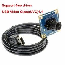 Ominivison OV2710 120fps mini USB cmos camera module with 3 6mm lens ELP USBFHD01M L36