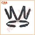 2016 Recién Llegado de SPA *** 3 pulgadas 4 point Racing Cinturones de Seguridad de Liberación Rápida Negro/Cinturones de Seguridad/Arnés