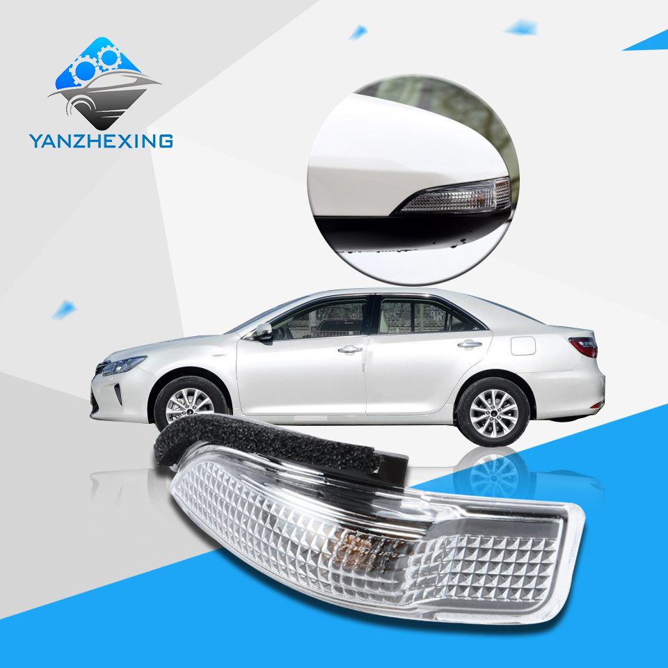 Aliexpress com buy rearview turn signal side mirror lamp for toyota corolla camry yaris prius c avalon for scion im venza 81730 52100 right side from