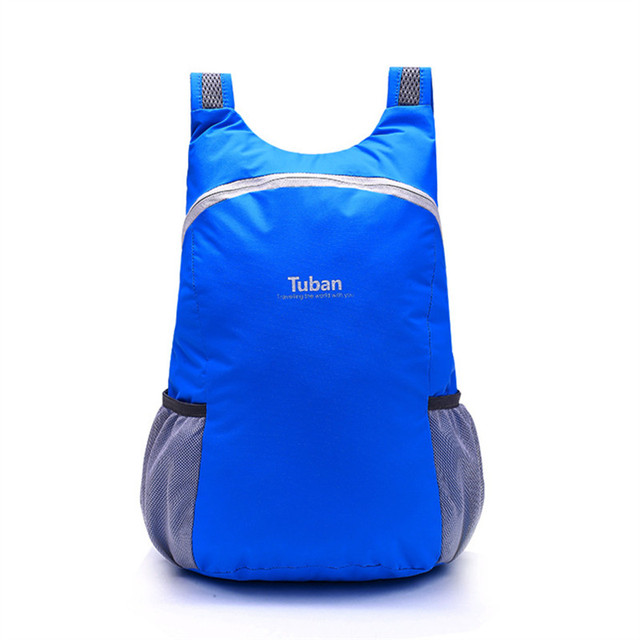 Lightweight Nylon Foldable Waterproof Backpack 1
