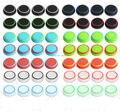 200 шт. 14 Цветов Резиновые Силиконовые Аналоговый Джойстик Захваты крышки для Dualshock 4 Контроллера PS4 Thumbsticks Крышка Для XBOX ОДИН