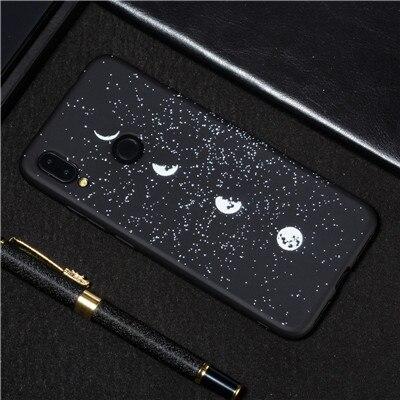 Phone Case For Xiaomi Redmi Note7 Case Soft Silicone TPU Cute Cat Painted Back Cover For Xiaomi Redmi Note7 Case For Redmi Note7 (20)