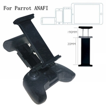 Remote Controller Mobile Phone Tablet Monitor Adjustable Extension Holder Bracket Mount Clip Stand For Parrot ANAFI Accessories