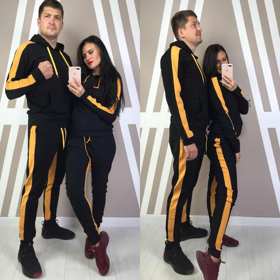 ZOGAA New Men's and Women Tracksuit Hoodies Tops Sweatpants 2 Piece Suit Sports Plus Size Sportswear Suit Casual Couple Suits