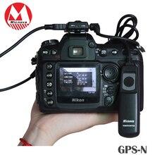 Micnova GPS-N GPS Unite Geotag Replace GP-1 for Nikon D800 D800E D610 D600 D7200 D700 D7100 D90 D3200 D5200 D4