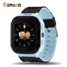 Lemado Q528 GPS Écran Tactile Positionnement Montre Smart Watch Enfants SOS Call Lieu Finder Dispositif Tracker Kid Safe Anti Perdu Moniteur