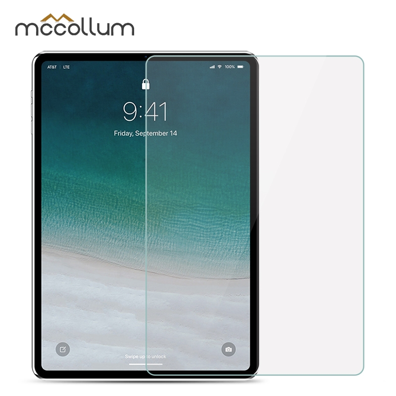 Tempered Glass For Apple iPad Pro 11 2018 Screen Protector 9H Full Cover Protective Glass Film For iPad Pro 10 5 Safety Guard in Tablet Screen Protectors from Computer Office