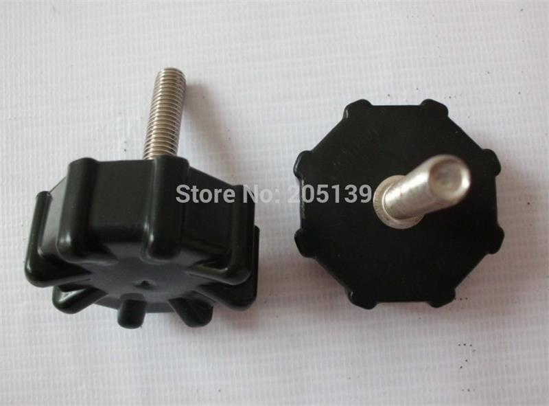2PC Handlebar KNOB screw for honda motorcycle mini MOTO DAX BIKE monkey bike parts Z 50