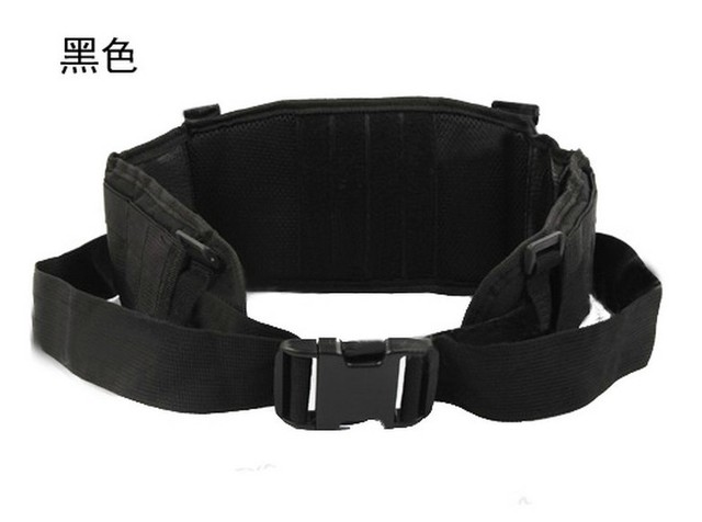Tactical girdle Tactical Belt Black /ACU camouflage/ CP camouflage Hunting free shipping