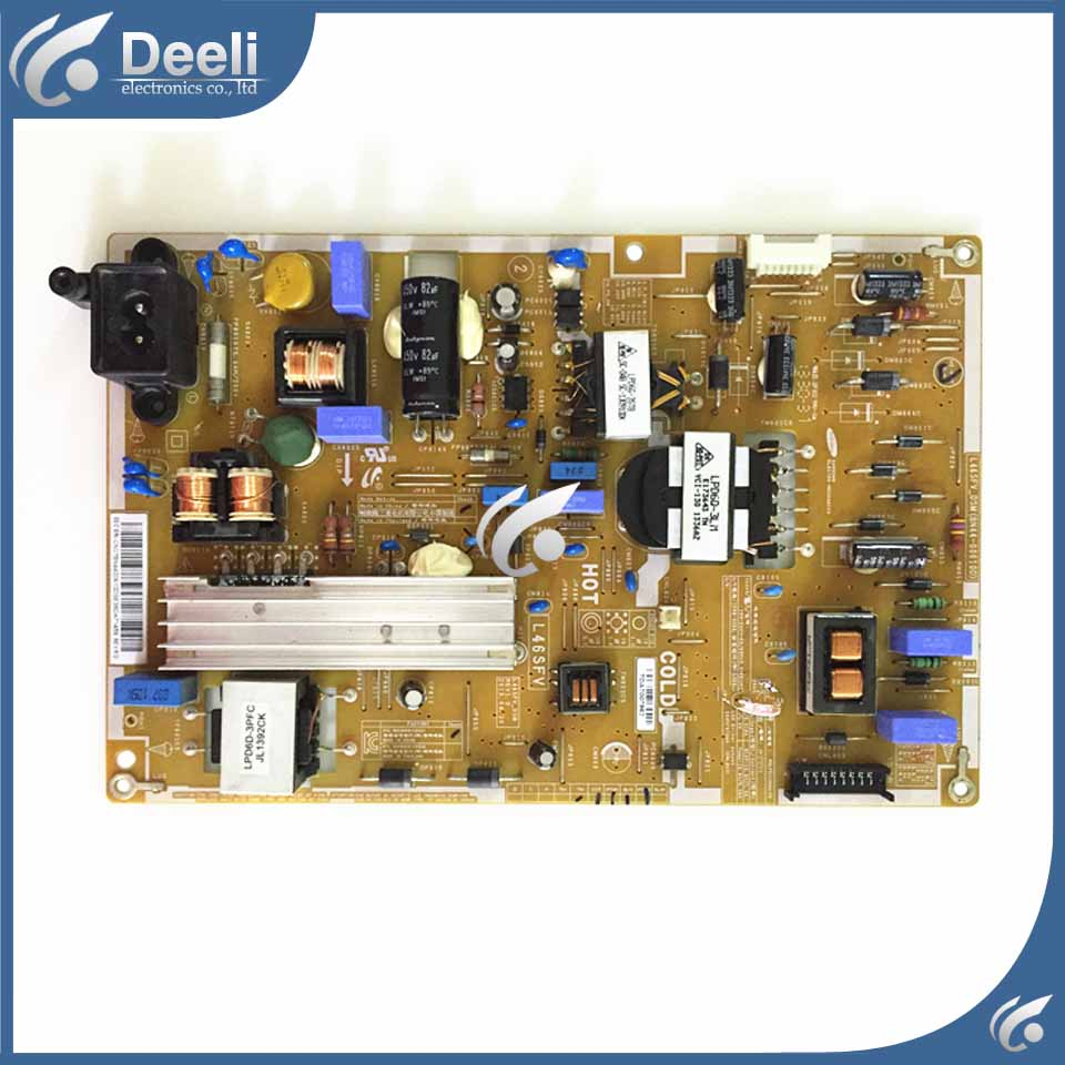 95% new original for Power Supply Board used UA46F5080ARL46SF-DSM BN44-00610A BN44-00610D PSLF111505A good Working 95% new used board good working original for power supply board la40b530p7r la40b550k1f bn44 00264a h40f1 9ss board