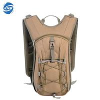 Zuoxiangru 3l Tactical Hydration Backpack Military Outdoor Camping Hiking Combat Tactical Military Fan Camouflage Water Bags