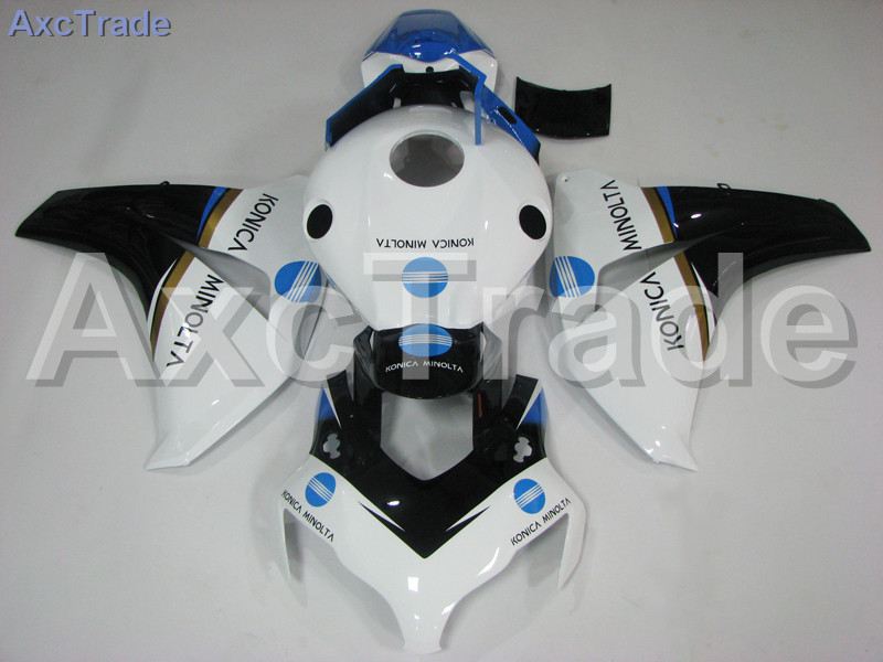 Motorcycle Fairings For Honda CBR1000RR CBR1000 CBR 1000 RR 2008 2009 2010 2011 ABS Plastic Injection Fairing Bodywork Kit Blue arashi motorcycle radiator grille protective cover grill guard protector for 2008 2009 2010 2011 honda cbr1000rr cbr 1000 rr