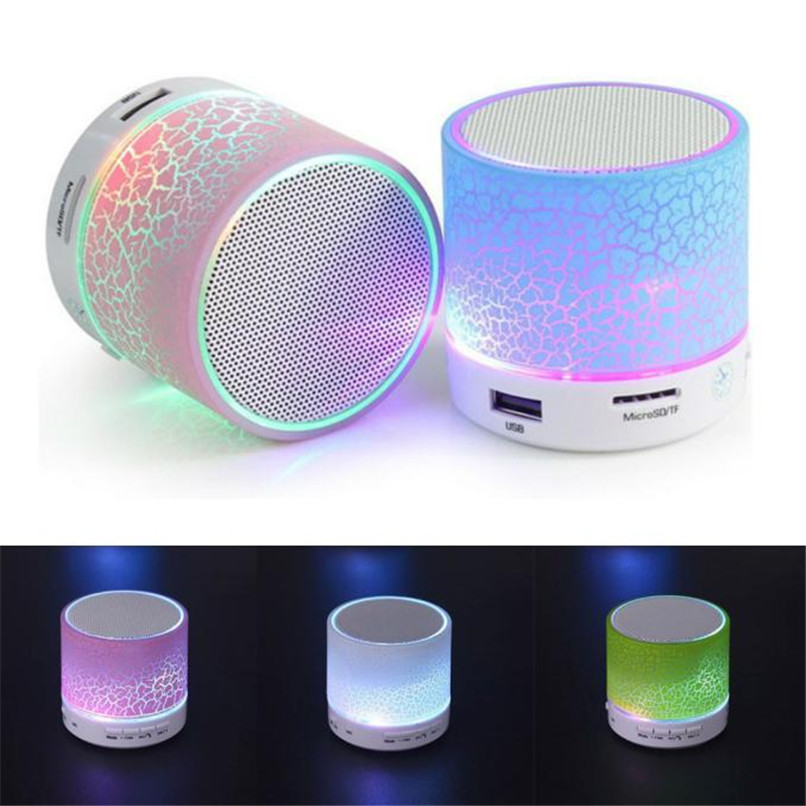 Sosiri noi Portable Mini Fashion Wireless stereo Bluetooth Difuzor - Audio și video portabile