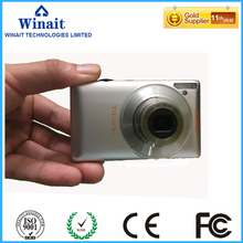"""free shipping winait 16mp digital camera with 2.7"""" TFT display 3x optical zoom camera with 4GB card"""