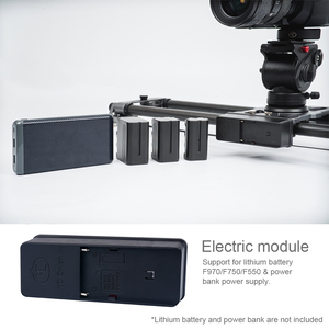 Image 5 - YC ONION Track Camera Slider Carbon Fiber Adjustable Angle Tube Follow Focus Pan for Stabilizer DV DSLR Cameras Video Shooting