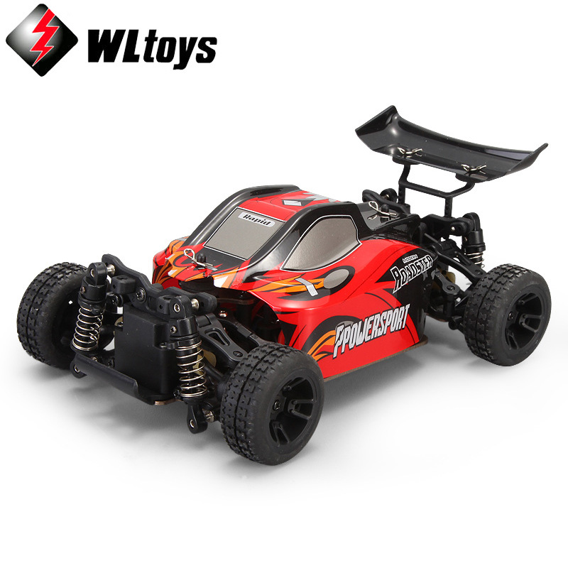 WLtoys A202 RC Toys 4CH Desert 4x4 off-Road Truck 35 KM/H Remote Control Model RC Car Christmas Birthday Gift For Children