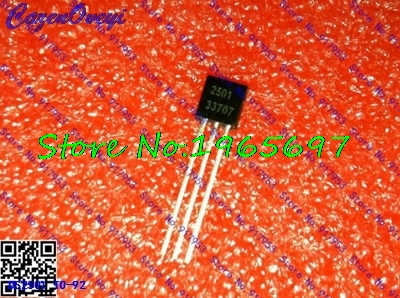 1pcs/lot DS2501 2501 TO-92 New Original In Stock