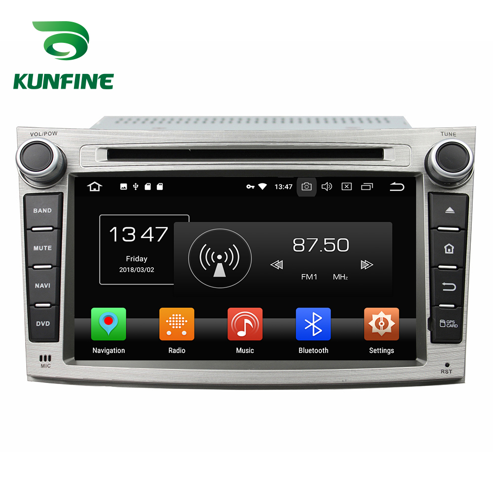 Android Car DVD GPS Navigation Multimedia Player Car Stereo For SUBARU LEGACY OUTBACK (17r)