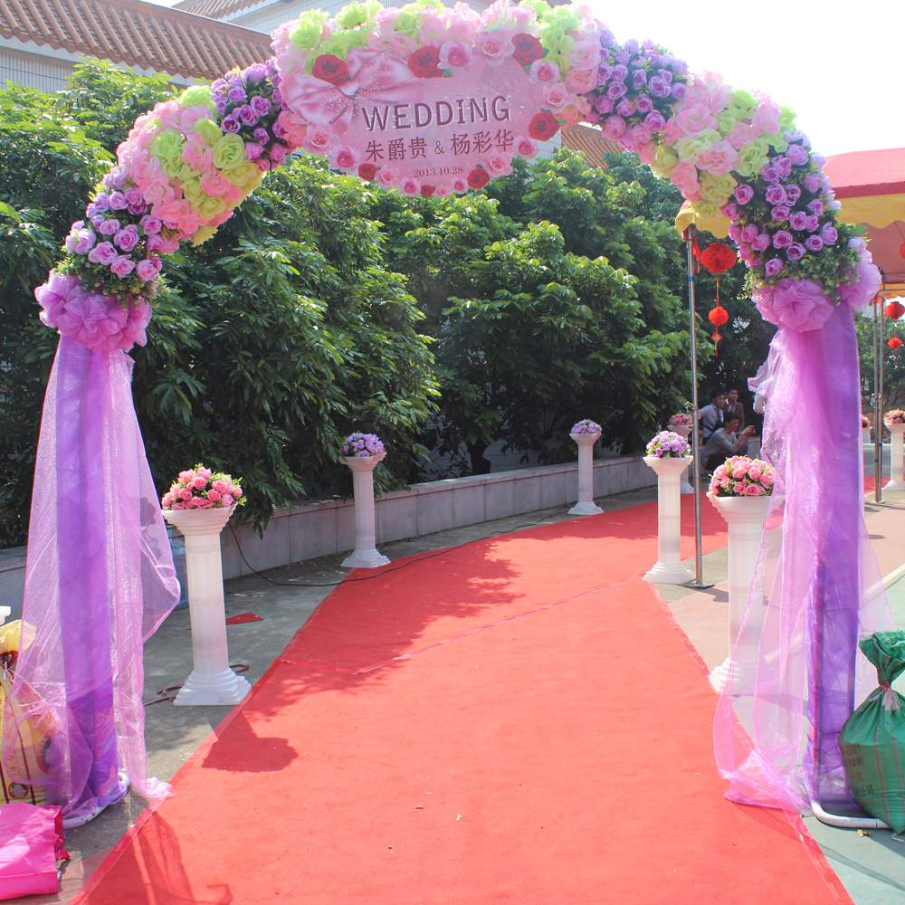 Tulle Fabric Wedding Decorations Compare Prices On Wedding Decoration Fabric Online Shopping Buy