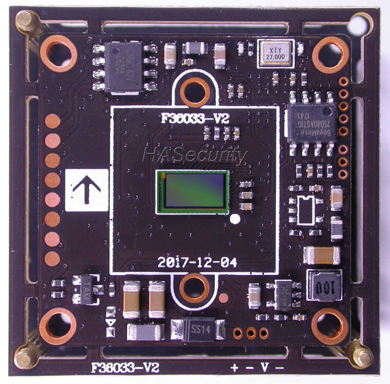 """(1080 P) AHD-H/CVI/TVI/CVBS 1/2. 7 """"GalaxyCore GC2023/GC2033 CMOS + FH8536 KAMERA TELEWIZJI PRZEMYSŁOWEJ PCB moduł tablicy (opcjonalnie części)"""