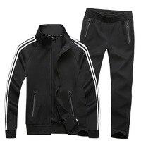 Men's Sportswear 10XL 9XL 8XL 7XL 6XL Men Sportsuit Pants Two Piece Track Suit Hip Hop Casual Sets Fitness Tracksuit Hoodies