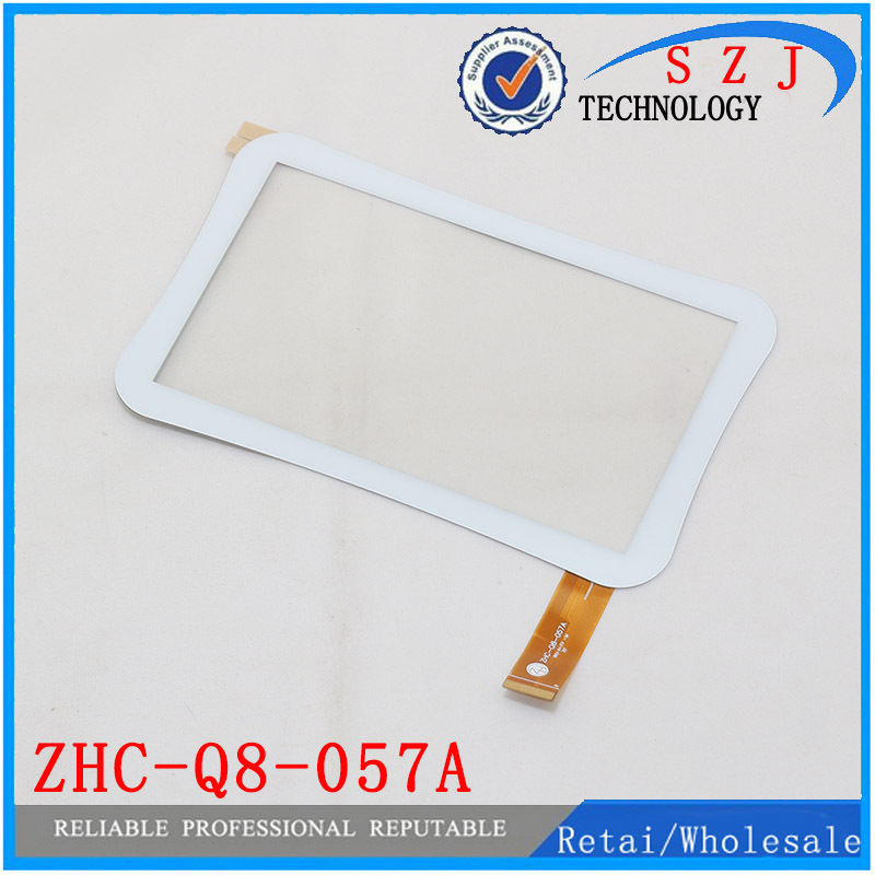 Original 7'' inch ZHC-Q8-057A RK3028 ANDROID a9 x2 TurboKids ZHC Q8 057A touch screen digitizer glass replacement Free shipping original 7 inch allwinner a13 q88 zhc q8 057a tablet capacitive touch screen panel digitizer glass sensor free shipping