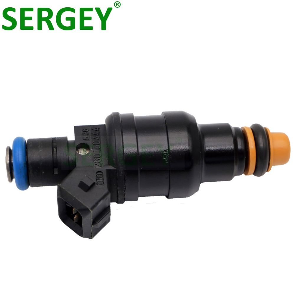 GENUINE Fuel Injector Nozzle For V W Passa t B2 0280150444 0 280 150 444 058133551A 058 133 551A For AU DI A4 Quattro B5 1 8 20V in Fuel Injector from Automobiles Motorcycles