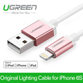 Ugreen Original 1 M MFi 8 Pin Data Sync Cable Cargador Cable de Carga Móviles usb cable cargador para iphone 6 6 s 5S 5 plus ipad air 4