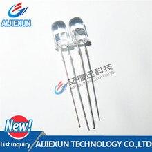 50 PCS SFH213 DIP 2 Fotodiodo PIN Chip 850nm 0.62A/W Sensibilidade 2 Pin T 1 3/4 T/R RoHS: compatível Novo e original