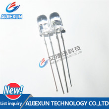 50PCS SFH213 DIP 2 Photodiode PIN Chip 850nm 0.62A/W Sensitivity 2 Pin T 1 3/4 T/R RoHS : Compliant New and original