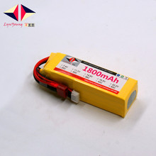 1800mAh 14.8V 30C 4s LYNYOUNG Lipo battery for RC Racing Drone Aircraft RC Model plane battery Lipo battery