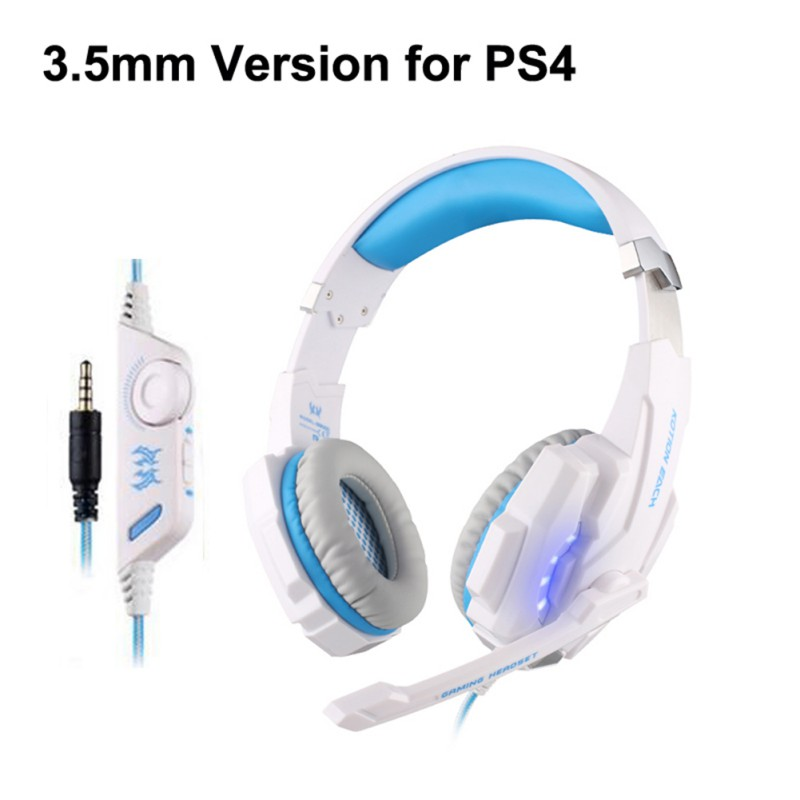 KOTION EACH G9000 3.5mm Game Gaming Headphone Headset Earphone With Microphone