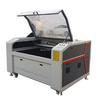 Advertising Sign Laser Machine Manufacturer 2013 New Design 25mm 150W CO2 Acrylic And 2mm Stainless Steel
