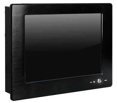 """Солнечном свете, 15 """" промышленные панельные компьютеры, Ip65 водонепроницаемый, Вентилятор - менее дизайн, 5-w сенсорный экран, 1037U процессора, 4 ГБ ddr3, 500 ГБ HDD"""