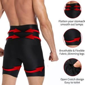 Image 3 - Mannen Body Shaper Afslanken Controle Panties Taille Trainer Compressie Shapers Sterke Vormgeven Ondergoed Mannelijke Modellering Shapewear