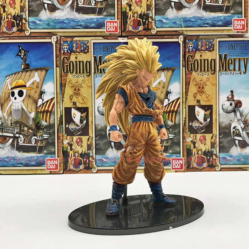 Hot Anime Bardock de Danos de Batalha De Dragon Ball Z Super Saiyan Goku PVC Action Figure Collectible Modelo Toy Boneca 21cm Com Caixa