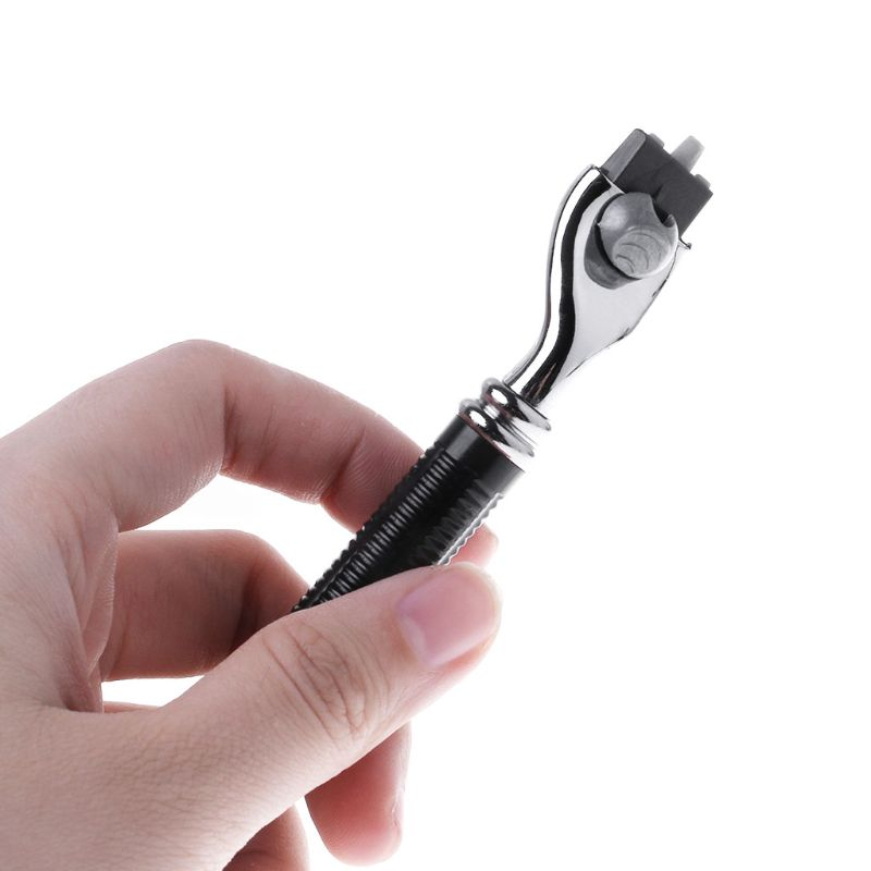 Safety Manual Rotate Razor Three Layers No Blades Men Beard Trimming Facial Hair Mustache Remove Home Male Accessory
