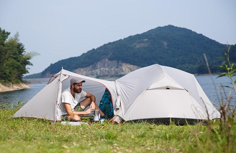 Naturehike fabrik verkauf Zelt Vorraum für Mongar 2, Mongar 2 Zelt mit vorraum set konkurrenzfähiger preis