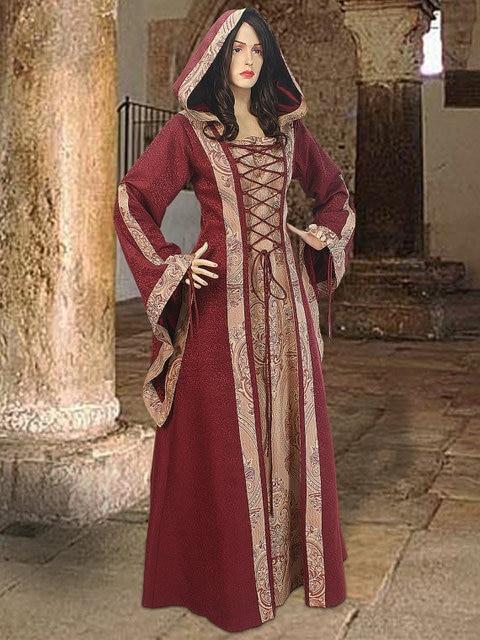 Medieval Dress Maid Marian Costume Tavern Maid Renaissance Dress ...