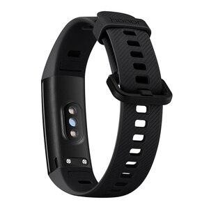 """Image 5 - Huawei Honor Band 4 bandes 5 Bracelet intelligent santé Fitness Bracelet Tracker Amoled 0.95 """"écran tactile moniteur de fréquence cardiaque"""